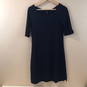 Adrienne Vittadini Dark Blue Dress